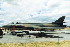 Hawker Hunter Armaments - Zimbabwe Air Force