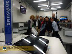Inauguración Laboratorio Samsung Training Center