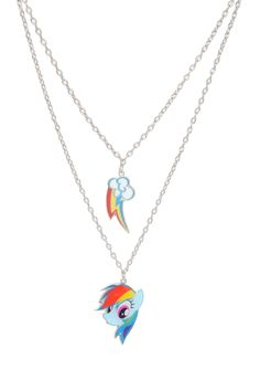 You and your best friend go together like Rainbow Dash and her cutie mark!