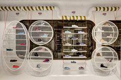Galería de Skechers TR - Sala de Exhibición para Niños / Zemberek Design - 12