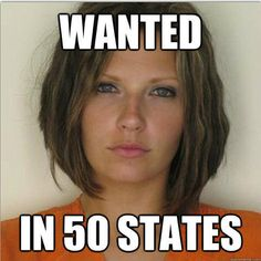 Most Wanted in 50 States
