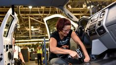 """Back to """"Made in America."""" Welcome home, where you belong! Ford shifts truck production from Mexico to Ohio."""
