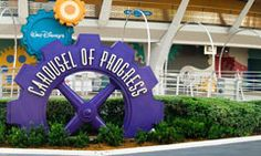 "Its not Disney without a trip to the Carousel Of Progress.....""It's a great big beautiful tommorow"""