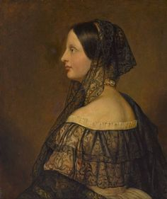 Prinzessin Auguste Ferdinande von Bayern, Erzherzogin von Österreich-Toskana von Joseph Karl Stieler