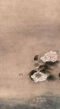 宋元-钱选-水映芙蓉 | Painted by the Song Dynasty artist Qian Xuan 钱选… | China Online Museum - Chinese Art Galleries | Flickr
