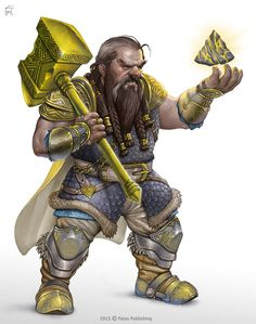 Dwarf by ~firatsolhan on deviantART