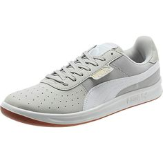 <p>In the late 1970s, tennis player and Argentine playboy Guillermo Vilas went on a title-winning rampage. Known for his one-handed backhand and smashing good looks, he paired with PUMA to create a line of tennis shoes that matched his winning style. Among them? The GV Special. And much like the man behind the legend, it quickly secured its rank: Icon. A few seasons later, the G. Vilas came into its own with a slimmed-down profile but the same clean lines as its…