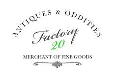 Factory 20, Merchant of Fine Goods