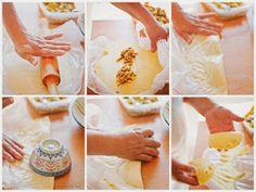La cocina de Tesa: Empanadas colombianas con ají picante y guacamole Guacamole, Food Facts, Camembert Cheese, Dairy, Appetizers, Cooking, Quiches, Book, Grilled Steaks