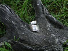 Vintage  1881 Rogers Oneida LTD Silverware Ring Del Mar by jrotolo, $10.00