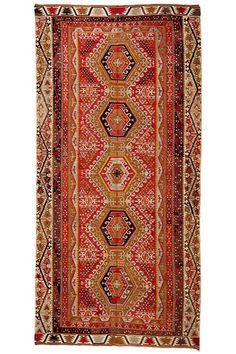 Old Kayseri Kilim Turkish x m I Perryman Carpets Patterned Carpet, Modern Carpet, Contemporary Rugs, Persian Carpet, Carpet Runner, Kilim Rugs, Vivid Colors, Bohemian Rug, Hand Weaving
