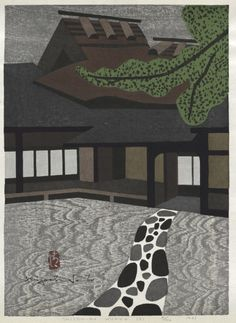 Kiyoshi Saito, Shisen-do, Kyoto
