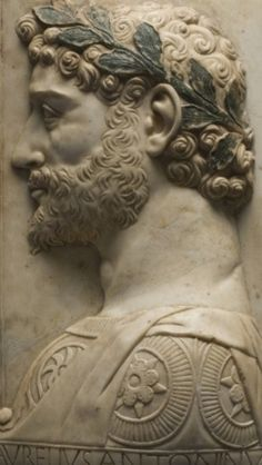 Aurelius Antoninus Pius Divus,  Roman Emperor from 138 to 161 CE, adopted son of Hadrian.