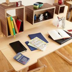 Samiel Two-Colour Desk  by Philippe Riehling