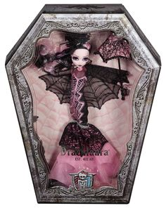 Monster High Draculaura Collector Exclusive Doll