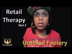 """@MissP """"Therapy"""" Part 2 - """"Untitled Foolery"""" youtube.com/walterlatham"""