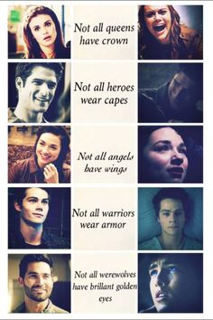 i find it funny how they don't have anything relevant for derek as he is who he is damn
