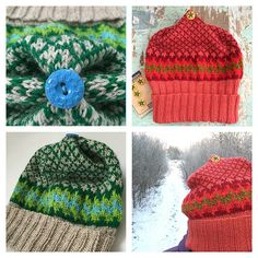 Ravelry: Happy Dance Hat pattern by Lynn Manderville Spring Day, Early Spring, Knitted Hats, Crochet Hats, Happy Dance, Hat Patterns, Ravelry, Knitting, Creative