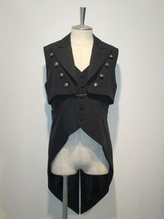 Inspiration: Barnette Sleeveless Jacket (Men's)
