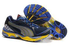 http://www.jordanaj.com/puma-complete-itana-running-shoes-blackblueyellow-for-sale.html PUMA COMPLETE ITANA RUNNING SHOES BLACKBLUEYELLOW FOR SALE Only $91.00 , Free Shipping!