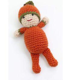 Patrick the Pumpkin Boy