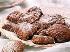 Czech Recipes, Russian Recipes, Christmas Baking, Christmas Cookies, Christmas Recipes, Dairy Free Recipes, Baking Recipes, Trifle, Sans Gluten