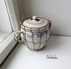 lístečková keramika - Hledat Googlem Jar, Home Decor, Decoration Home, Room Decor, Home Interior Design, Jars, Glass, Home Decoration, Interior Design