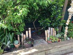 """Lovely little space to hide out in outdoors - from Australian Early Childhood Education Network ("""",)"""