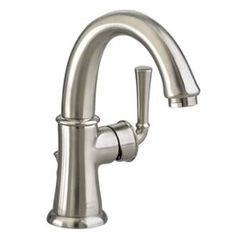 View the American Standard 7420.101 Portsmouth Single Hole Bathroom Faucet with Speed Connect Technology at FaucetDirect.com.