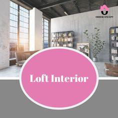 #orderconcept Loft Interiors, Your Space, Organization, Storage, House, Furniture, Design, Home Decor, Getting Organized