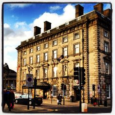 George Hotel in Huddersfield - holds a special place in my heart. Huddersfield Yorkshire, Rule Britannia, West Yorkshire, Leeds, United Kingdom, England, Street View, Memories, Country