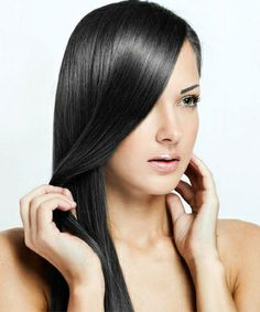 What Your Haircut Says About You #Straight long hair