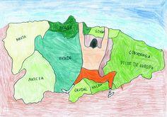 Así ven los niños de Primaria a Hugh Herr, premio Princesa de Asturias de Investigación Científica y Técnica (DIBUJOS)