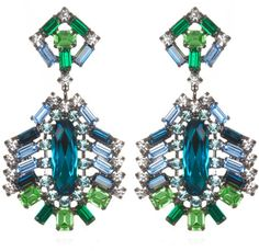 Love this: Collin Earrings @Lyst