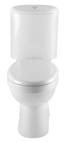 Cooke Lewis Romeo Modern Close Coupled Toilet With Soft Seat