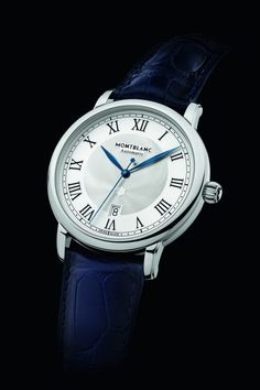 A Star is (Re) Born: Montblanc Updates the Star Legacy Collection - Dr Wong - Emporium of Tings. Stylish Watches, Casual Watches, Cool Watches, Men's Watches, Black Watches, Dress Watches, Best Watches For Men, Luxury Watches For Men, Burberry Men