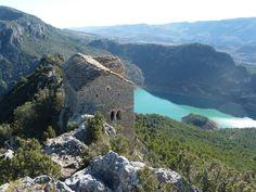 Ermita Santa Quiteria y San Bonifacio, Montfalco, Ribagorza.  #Montfalco #Ribagorza