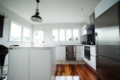 Kitchen Renovation, NZ Kitchen Designer David Shaw, Manufactured and Installed by DJS Cabinetry Ltd.