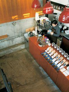 Tokyo Cafe : NOZY COFFEE/ノージー・コーヒー