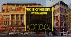 Writers' Building by Thomas Lyon: Kolkata's first three storied building #architecture #architecturelovers #architecturephotography #architektur #archilovers #architettura #architectureporn #interiors #arquitetura #architettura #archiqoutes #homedecor #instatravel #travelgram #photogram #worldplaces #interiorarchitecture #homedesign #aroundtheworld #instagram #colors #wanderlust #iconic #expression #photography #rethinkingthefuture #urban