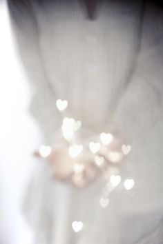 Hearts of Light are within your Radiant Hands.