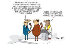 """JUSTIÇA FEDERAL MANDA PROSSEGUIR DEVASSA DAS CONTAS DE DILMA. """"O Tribunal Superior Eleitoral (TSE) negou nesta terça-feira (15/12), um recurso proposto pela defesa da presidente Dilma Rousseff, contra decisão de investigar a prestação de contas da campanha de 2014. A decisão foi unânime e não houve discussão no plenário."""""""