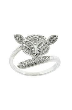 Fox pave ring
