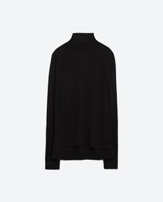Image 6 of SWEATER WITH CENTRAL SEAM from Zara