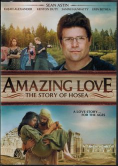 Amazing Love: The Story of Hosea  This movie clearly presents the Gospel by comparing the unconditional love Hosea showed to his wife, Gomer...