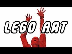 "We love Lego in our house. ""Without a doubt, LEGOs are one of the most famous toys in the world. In this video you'll see three artists who create some serious works of art with LEGOs. Middle School Art, Art School, Legos, Lego Lego, Art Doodle, E Mc2, Wow Art, Arts Ed, Art And Technology"