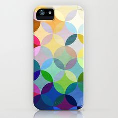 Circular Motion iPhone Case by Steven Womack - $35.00