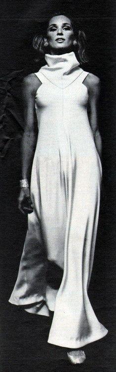vintage fashion geoffrey beene 1966