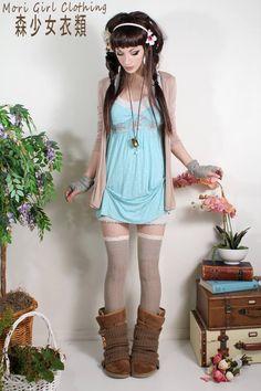Kato's Mori Girl Clothing