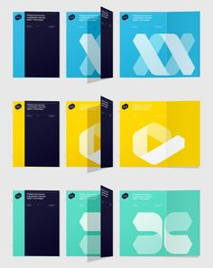 SAVILLE&KNIGHT — weandthecolor: HPST Branding by FRVR More of the...